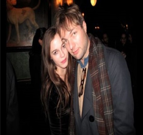 Hailey Gates and Mickey Madden
