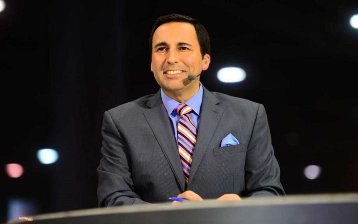 Joe Tessitore married, wife, net worth, wiki, bio