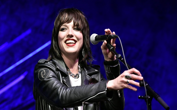 Lzzy Hale. Is Lzzy Hale single or dating rumored boyfriend Joe Hottinger? Know Lzzy Hale net worth, bio, wiki, age, musical career, band, wedding plans and much more.