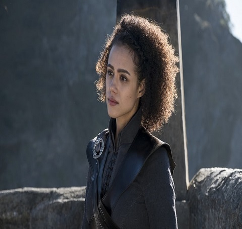 Nathalie Emmanuel cast in Game of Thrones