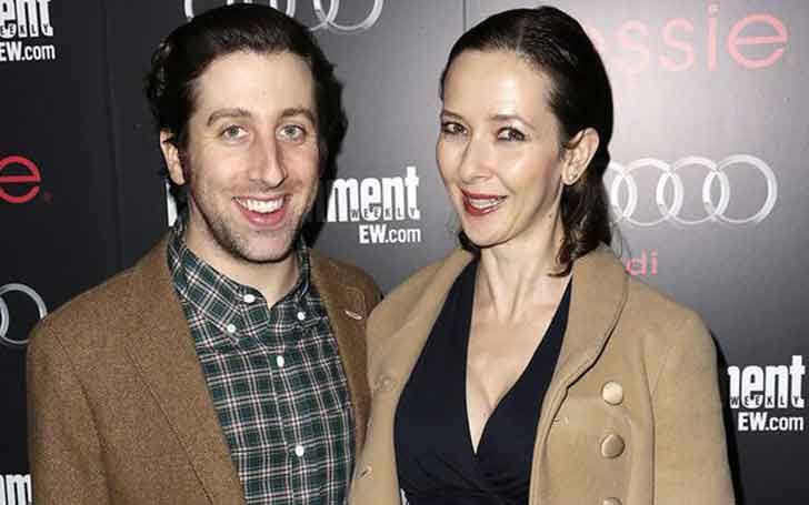Big Bang Theory Star Simon Helberg Married His Wife After Dumping Her