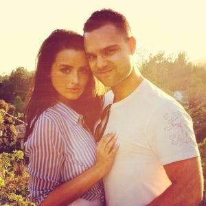 Abigail Ratchford's former boyfriend, Jamie Iovine.