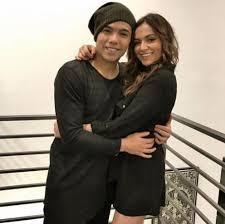 Bethany Mota and Dominic Sandoval