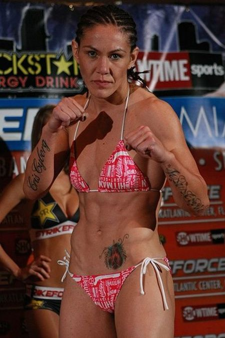 The Snippet of Cris Cyborg