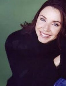 Fictional saleswoman Flo in Progressive, Stephanie Courtney