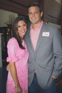 Abby Huntsman wed his boyfriend Jeffery Bruce Livingston, 21 August 2010.