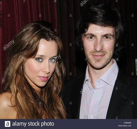 Una Healy and Eoin Macken at the independent film release of 'Christian Blake' at The Sugar Club Dublin, Ireland