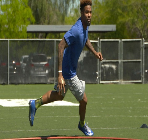 New York Giants Receiver Odell Beckham Jr. Talks Training and Nutrition