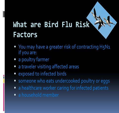 Identify the risk factors and save yourself
