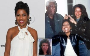Tamron Hall's late sister Renate
