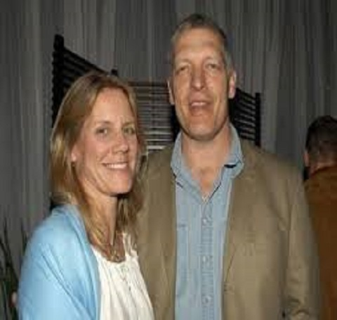 Clancy Brown and her wife