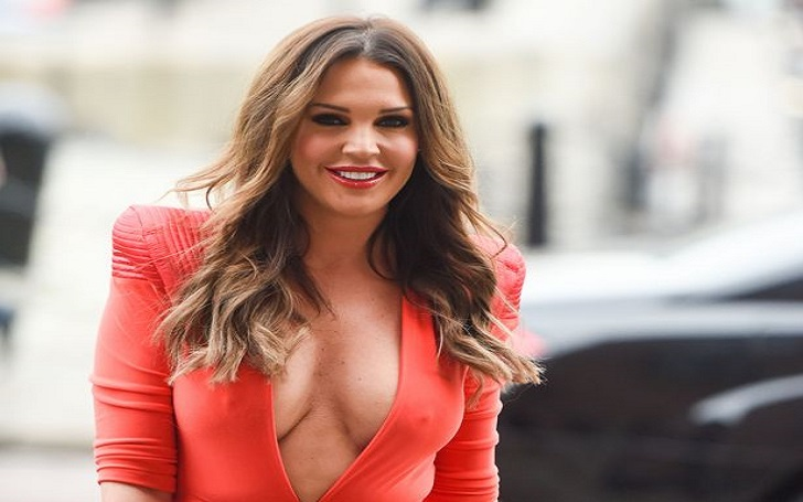 Danielle Lloyd married, husband, divorce, engaged, fiance, net worth, wiki