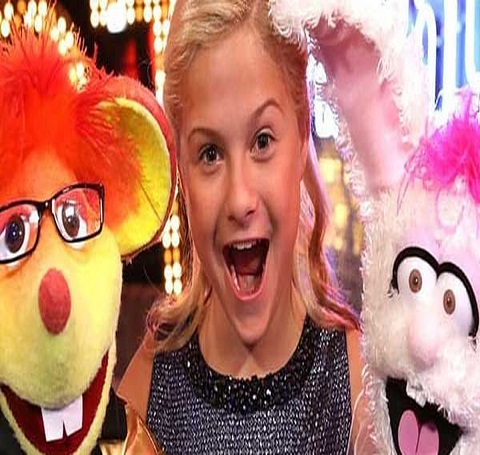 Child Ventriloquist Darci Lynne Farmer Wow Judges; Sings With Her Two Puppets In 'America's Got Talent' Finals