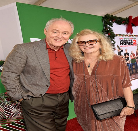 John Lithgow and Mary Yeager