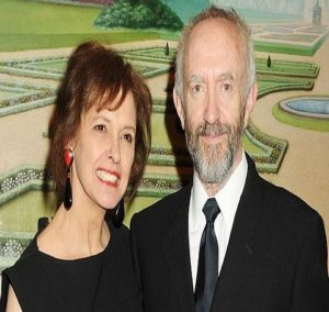 Jonathan Pryce married Kate Fahy, the mother of his children and partner of 43 years in a secret ceremony
