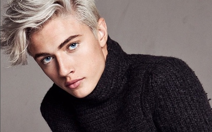 Lucky Blue Smith dating, girlfriend, daughter, wiki, bio, age, siblings