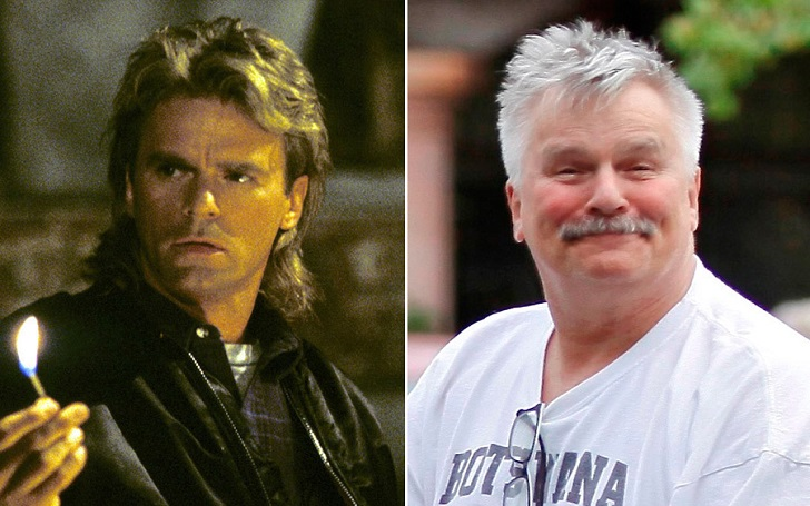 Richard Dean Anderson has a net worth of $20 million.