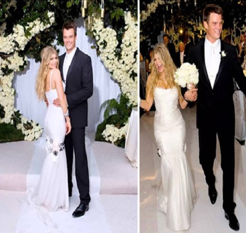 Josh Duhamel's married life with Fergie
