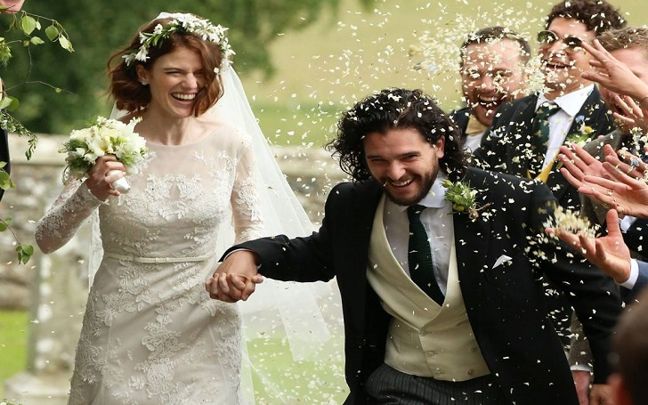 Kit Harington, engaged, married, wife, fiancee