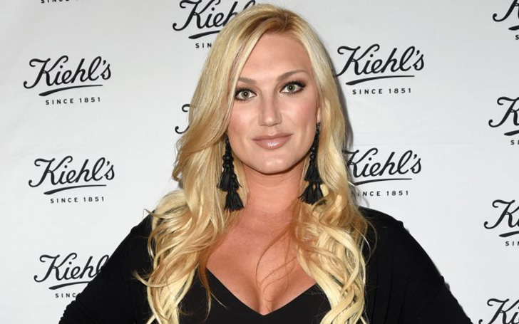 Brooke Hogan was previously engaged to her boyfriend turned fiance Phil Costa but broke off later on