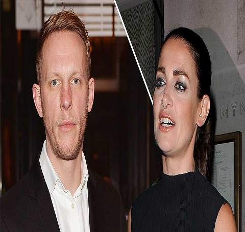 Kristy Gallacher Dating Billie  Piper's ex-husband Laurence Fox