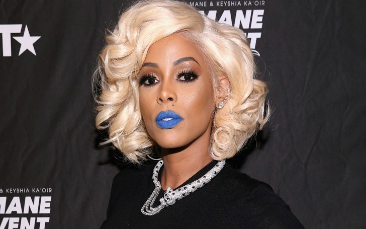 Keyshia Ka'Oir Married With Her Long-Term Boyfriend, Gucci Mane; Speculation About Her Children In Jamaica. Get Along With Her Wiki-Bio