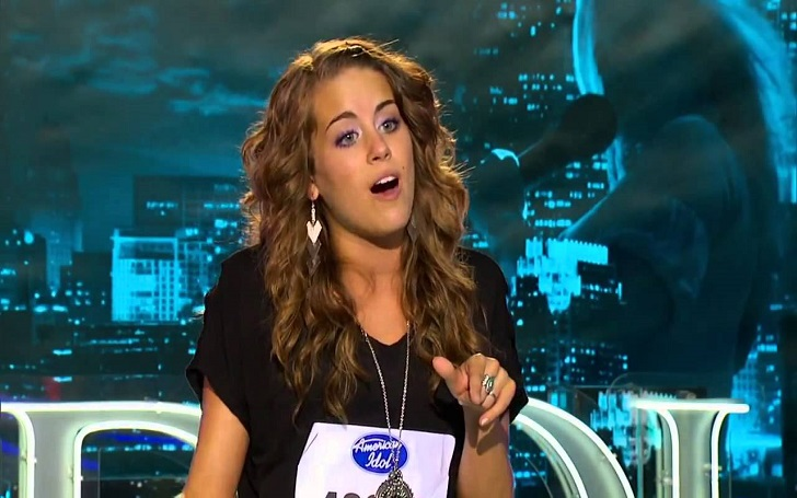 Former American Idol runner-up Angie Miller: Is she married? Or is she dating someone? Try guessing her age