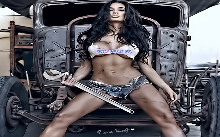 Know Rosie Roff age, diet plans, career, height along with net worth