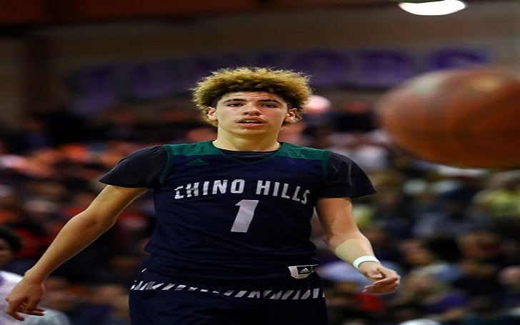 62ea0e3e9 LaMelo Ball Dating  Who is LaMelo Ball s Girlfriend  Know his net worth!