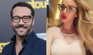 Jeremy Piven's ex-girlfriend, Kate Nardi. They were dating back in 2013