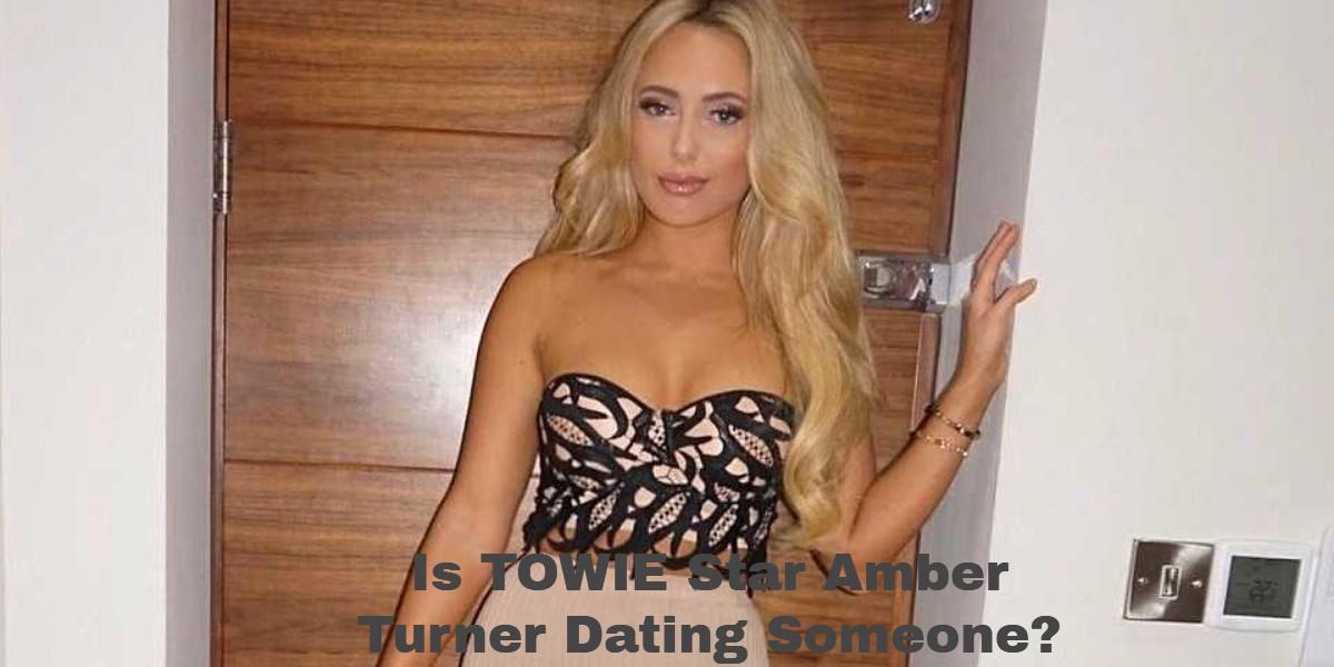 c7312dddc45 Is Amber Turner dating  know her ex-boyfriends