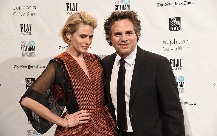 Facts of Sunrise Coigney, the Mark Ruffalo Wife: Everything About Her Married Life, Children, Age, Net Worth, and Dating Relationship