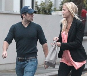 Henry Cavill and her former fiance, Ellen Whitaker