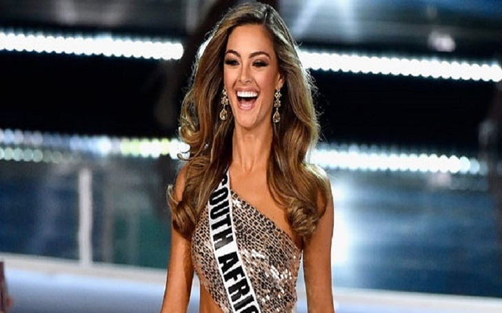 South Africa's Demi-Leigh Nel-Peters Crowned Miss Universe 2017 Wining The Title Back After Four Decades!
