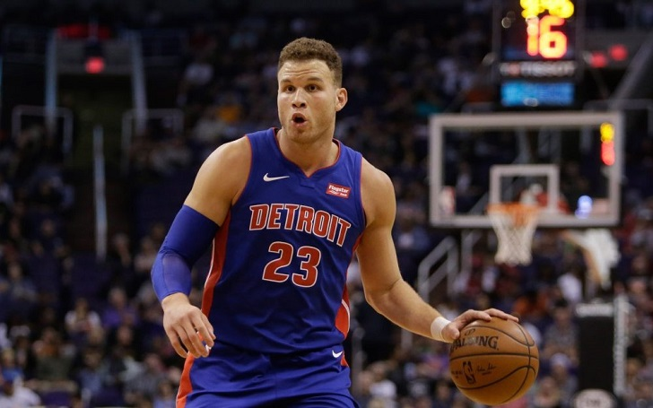 Blake griffin wife dating girlfriend married son parents net worth blake griffin has the most gorgeous lady as his new girlfriend are they likely to get married despite blake griffins wife and fiance m4hsunfo