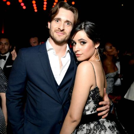 Camila Cabello with Matthew Hussey
