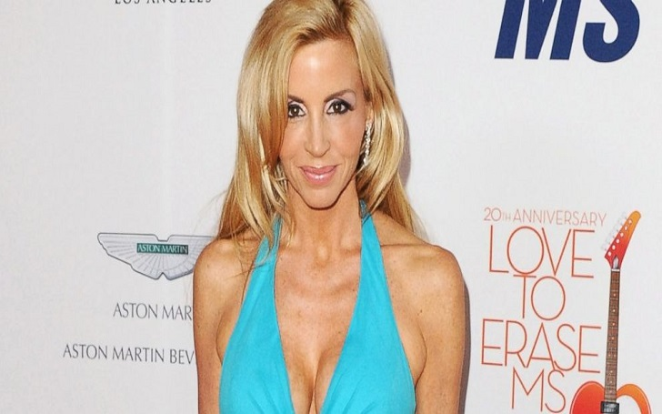 camille_grammer engaged, married, fiance, husband, wiki