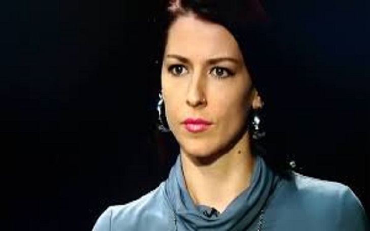 Abby Martin is dating a boyfriend whose name is not known yet.