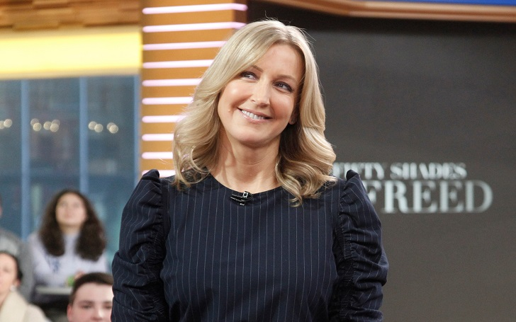 Lara Spencer is happy Dating Her New Boyfriend. Will Lara Spencer's Dating Move Upto Wedding? Also Know Her Networth