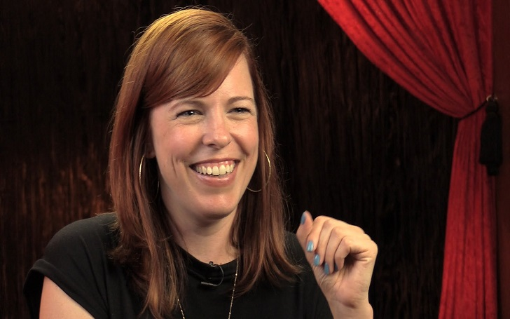 "Amy Bruni, The Kindred Spirits Producer And Actor Lives Blissfully With Her Daughter: ""The Best Thing Ever Is Holding Your Children In Your Arms!"""