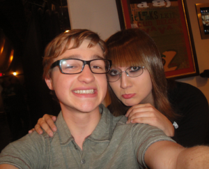 Stalker Sarah and Angus T. Jones are dating each other since 2012