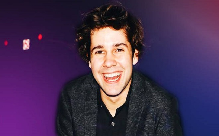 David Dobrik is single as of now.