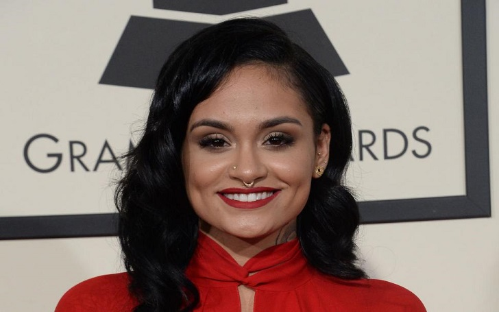 what ethnicity is kehlani parrish