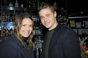 Max Irons and Sophie Pera recently dating in New York
