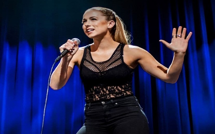 Get To Know American Comedian Iliza Shlesinger's Dating Life; Recently Sued Over Women-Only Comedy Show; Details On Her Wiki-Bio And Net Worth!