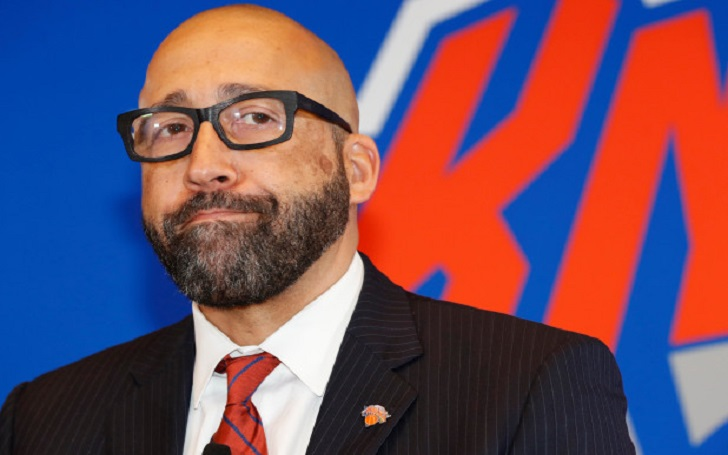 David Fizdale bio, wiki, net worth, career, married, wife, son, height