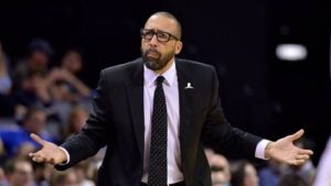 Former basketball coach, David Fizdale