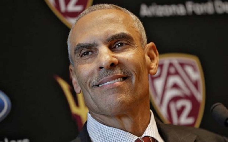 American Football CoachHerman Edwards Married Life With Wife is Blissful, Followed By His Past Divorce! Know His Stats, Salary And Net Worth