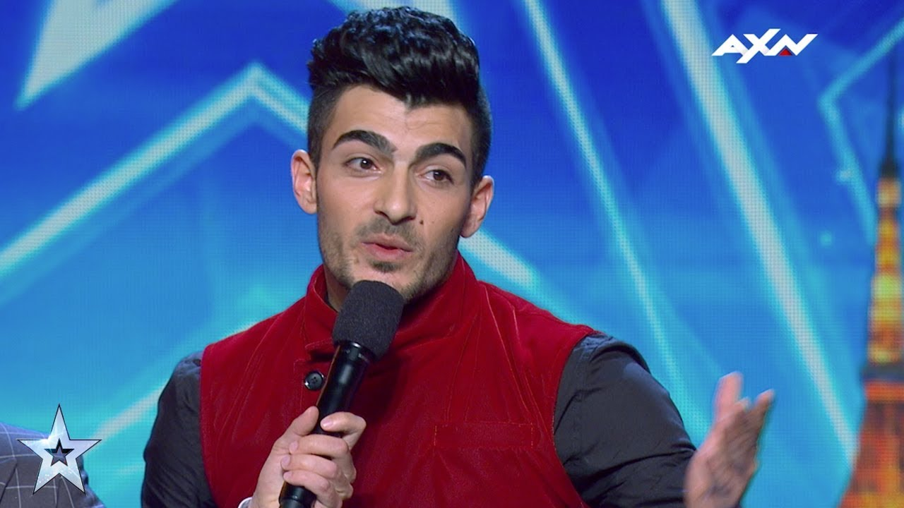 Sobhi Shaker's wiki, facts, dating, married, relationship, career, net worth, AGT performance and more