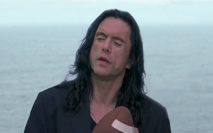 Tommy Wiseau married life